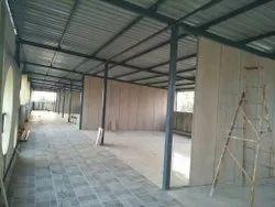 Prefab Warehouse Shed
