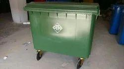 660 Liter Wheelie Bin