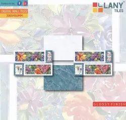 30x45cm Glossy Digital Glazed Wall Tiles