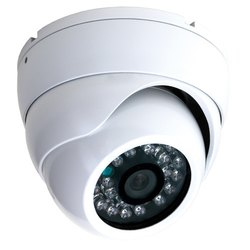 2 MP HD CCTV Dome Camera, Camera Range: 20-30 M