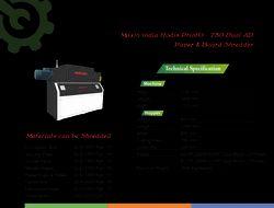 Hodis Printo - 750 Dual AD Paper & Board Shredder