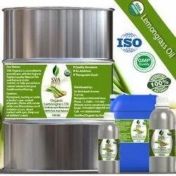 Organic Lemongrass Oil