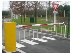 Hydraulic Drive Traffic Boom Barrier
