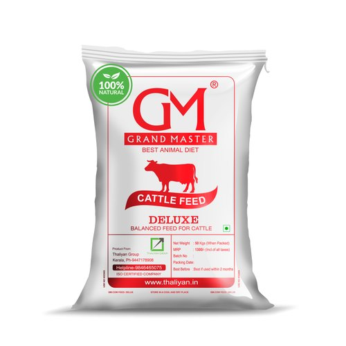 GRAND MASTER Deluxe All in One Cattle Feed