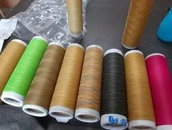 Bright Polyester dyed yarns, For Textile Industry