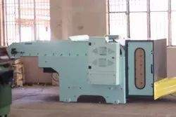 Amarnaathh Engineering Cotton Fiber Carding Machine, 7.5 Hp, Capacity: 110-140 Kg/Hr