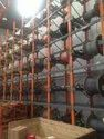 Heavy Duty Industrial Cable Storage Rack