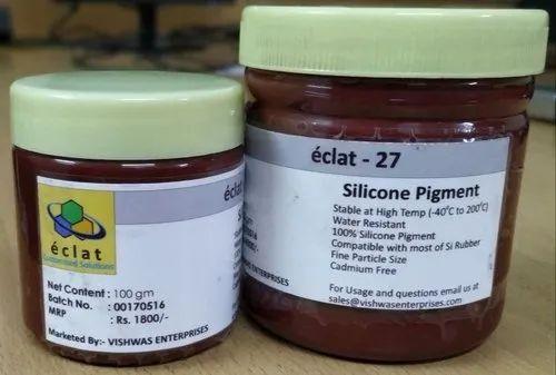 Silicone Colour Pigment