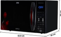 900 Black Ifb 30 L Convection Microwave Oven, 30frc2