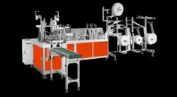 Fully Automatic Surgical Mask Making Machine (Single Line)