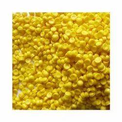 Yellow PVC Compound