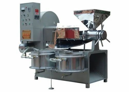 Manufacturer of Kitchen Oil Press & Mini Oil Expeller by EPS Exim, Surat