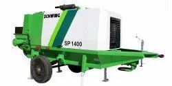 SP1400 Schwing Stationary Pump