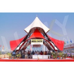 Polyester Modular Tensile Structure