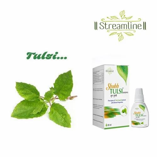 Tulsi Drops - Shubh Tulsi Drops Manufacturer from Ludhiana