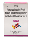 Artesunate 60 mg(Asteun) Injection