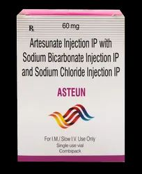 Artesunate 60 mg(Asteun) Injection