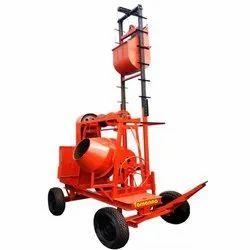 Concrete Lift Mixture Machine, Drum Capacity: 750 L, for Used To Mix Concrete