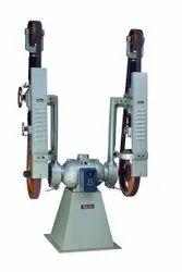3500 x 50 mm Heavy Duty Abrasive Belt Grinder Lancer Machine