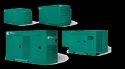 Silent Diesel Commercial Generator Rental Service, 230v & 415 V, Capacity Range: 5 Kva To 1010 Kva
