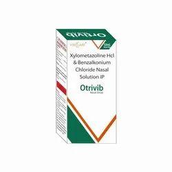 Xylometazoline Hcl Benzalkonium Chloride Solution