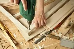 Contemporary Carpentry Work Contractor for Commercial