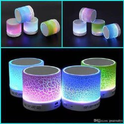 Mini Bluetooth Speaker With Colour LIghts