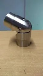 Stainless Steel Adjustable Joint Elbow