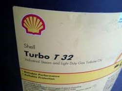 Shell Turbo T 32 Turbine Oil