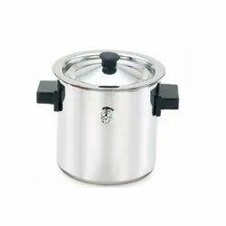 Stainless Steel Milk Boiler 2LTR, Capacity: 1,2 L