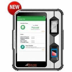 Realtime RS 405 Aadhaar Enable Biometric Attendance Device