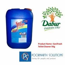 Toilet Cleaner Sanifresh 5L Can