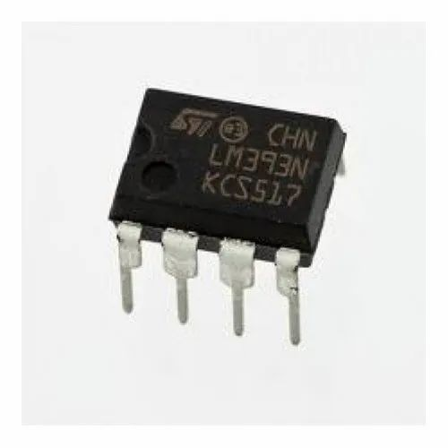 **USA Seller** 10 x LM393N LM393 LOW POWER DUAL VOLTAGE COMPARATOR IC