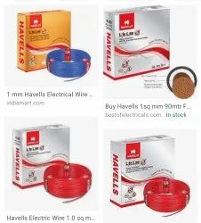 1 mm Havells Wire