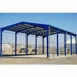 Industrial Factory Shed Fabrication Service