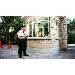 Unarmed House Society Security Guard Service