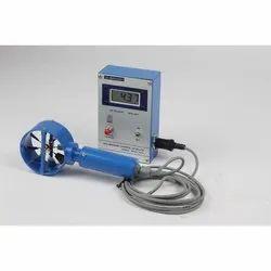 Air Velocity Meter Calibration