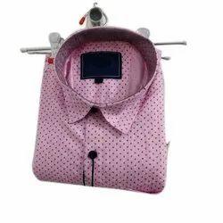 Maiya Collection Cotton Men Stylish Shirt, Packaging Type: Poly Bag