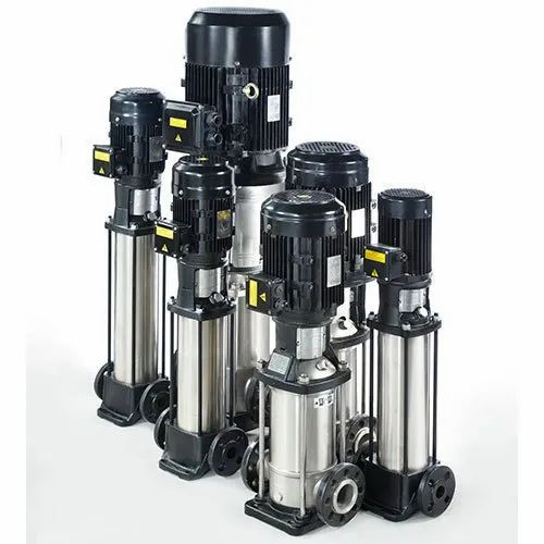 Multi Stage Vertical Inline Pumps