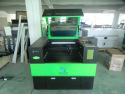 Shoes Rexine Leather Cutting Machine