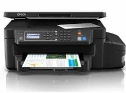Epson L605 Wi-Fi Duplex All-in-One Ink Tank Printer  Machine