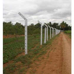 Agricultural Solar Fencing System