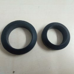 Black Rubber Coupling