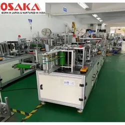 Osaka Fully Automatic N95 Face Mask Making Machine