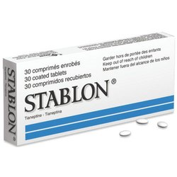 Stablon , Tianeptine 12.5 mg