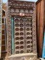 Architectural Carved Antique Door