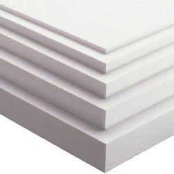 White Rectangular Thermocol Sheet, For Packaging, Thickness: 8-15 mm