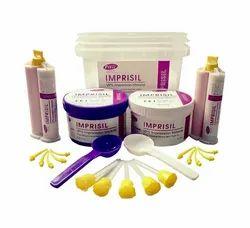 Imprisil Set B (Type B - Vinyl Polysiloxane Silicone Impression Material)