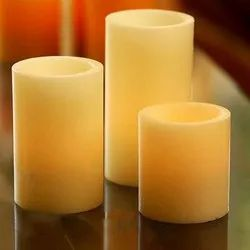 AuraDecor Hollow Candles
