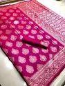 Banarasi Bridal Heavy Work Saree